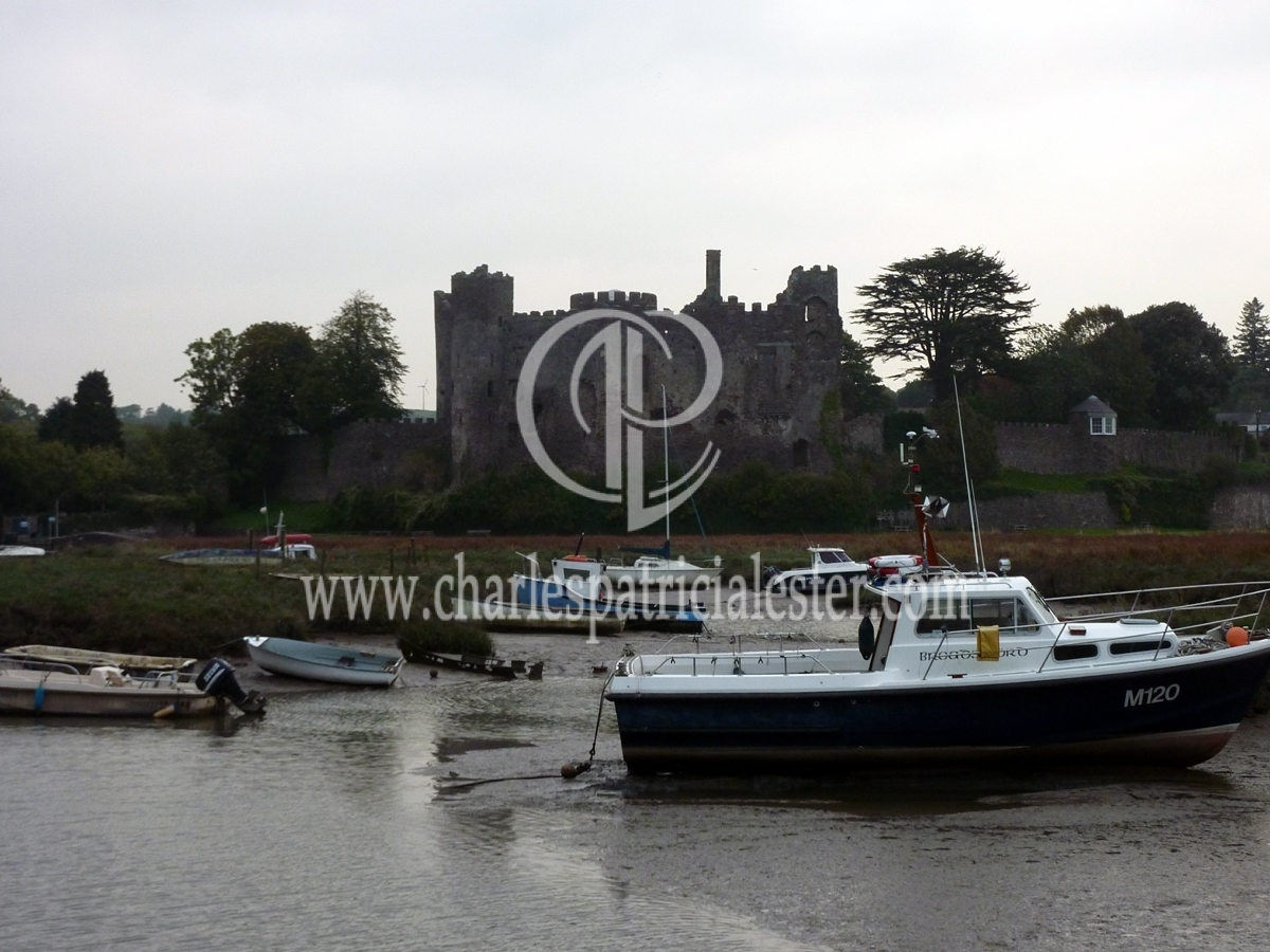 Castle-in-Laugharne